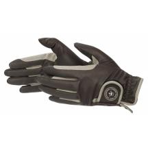Перчатки Биколор