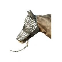 Маска от мух с защитой носа-Zebra-