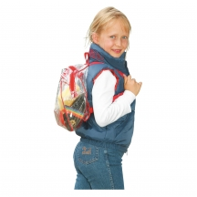 Рюкзак со щетками