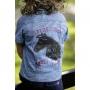 Рубашка джинсовая -Princess-
