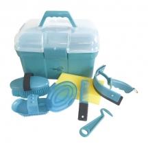 Ящик с набором щеток HIPPOTONIC