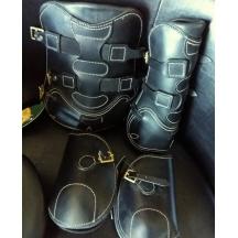 Ногавки кожаные стан NORTON