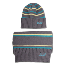 Комплект шапка и шарф LARA