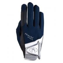 Перчатки летние Madrid Blue