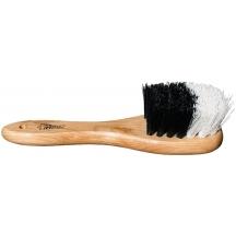 Щетка копытная с деревянной ручкой